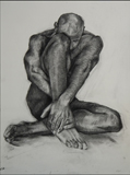 Drawings: Crossed Male